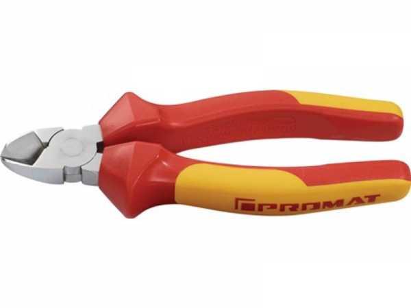 PROMAT Seitenschneider Länge 160 mm Mehrkomponentenhüllen