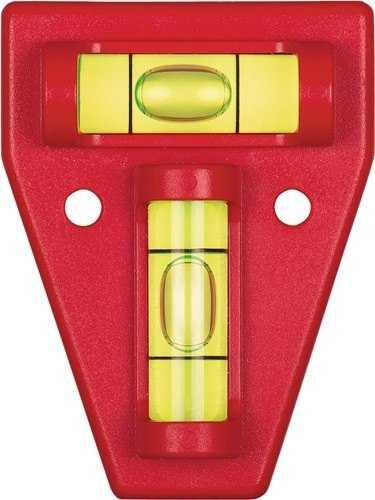 BMI 681006003 Kreuzwasserwaage 60 mm Kunststoff ± 1 mm/m