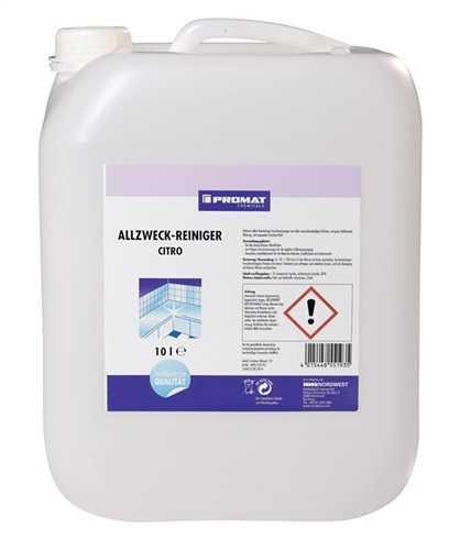 PROMAT CHEMICALS Allzweckreiniger Citro 10 l