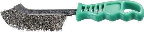 PROMAT Drahtbürste Länge 265 mm 0,3 mm VA 1-reihig