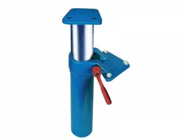 PROMAT Höhenverstellgerät für Backenbreite 160 / 180 mm für PROMAT mit Vierloc