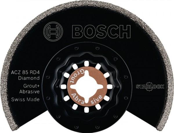 BOSCH ACZ 85 RD4 Segmentsägeblatt 10 Stück / Pack D. 85 mm DIA Starlock