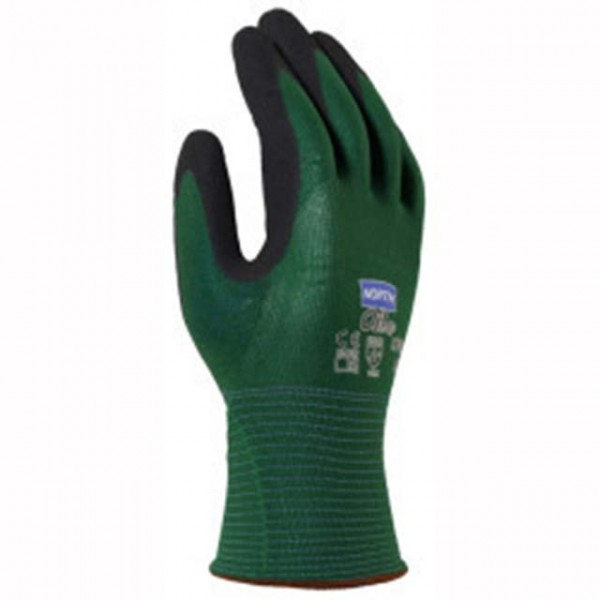 Honeywell NF35 Gr.7 (S) NORTH Oil Grip Nylon, Strickhandschuh