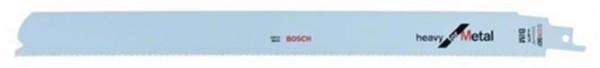 BOSCH S 1226 BEF Säbelsägeblatt 5 Stück / Karte Länge 300 mm Breite 25 mm Zahnte