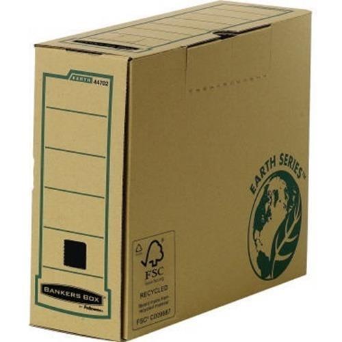 Bankers Box Archivschachtel Earth Series 4470201 braun