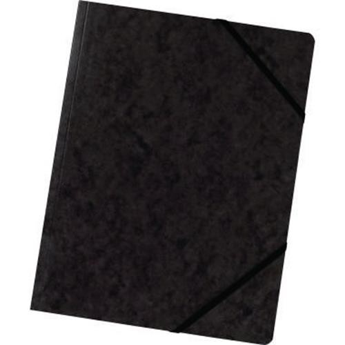 Falken Eckspanner 11286705 DIN A4 Colorspankarton schwarz