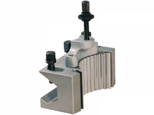 PROMAT Wechselhalter für Stahlhalterkopf AA Länge: 50 mm · l: 50mm · h: 12mm