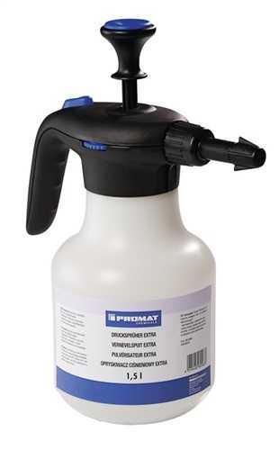 PROMAT CHEMICALS Drucksprüher Extra 1,5 l FPM-Dichtung, Kunststoff-Düse