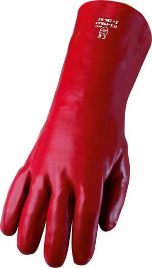 ASATEX PL-P45_10 PL-P45_10 PVC-Handschuhe, Kat. III, 45 cm lang Gr.10
