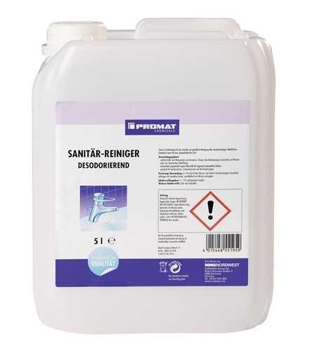 PROMAT CHEMICALS Sanitärreiniger 5 l