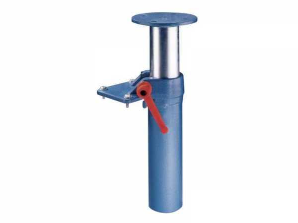 PROMAT Höhenverstellgerät für Backenbreite 140 / 160 mm für PROMAT mit Zweiloc