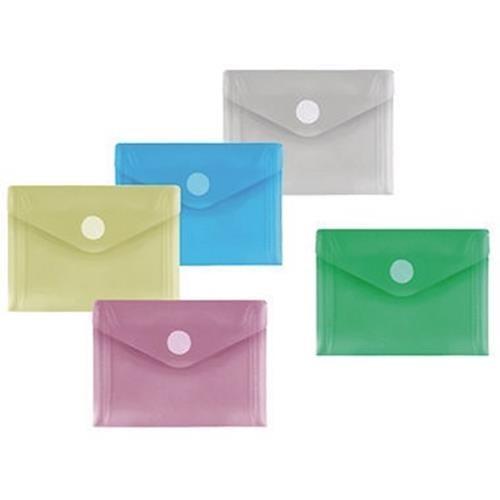 FolderSys Sammelhülle 40117-94 DIN A7 quer sortiert 10 St./Pack.