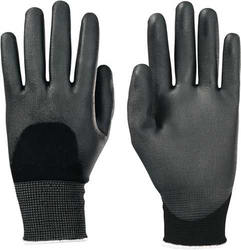 HONEYWELL 626/10 Handschuhe Camapur Comfort 626 Gr.10 schwarz Polyamid-Trikot