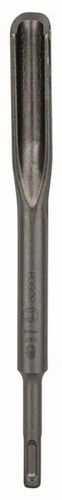BOSCH SDS-plus Hohlmeißel L.250mm Schneiden-B. 22mm gebogene Form