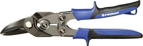 PROMAT Figurenschere Länge 260 mm rechts Stahl max. 1,5 mm