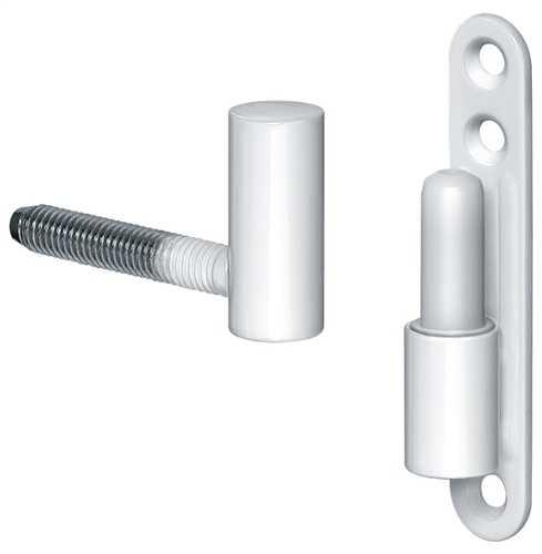SIMONSWERK 5 090502 0 01507 Renovierband K 3172 WF Stahl vernickelt 2-teilig Rol