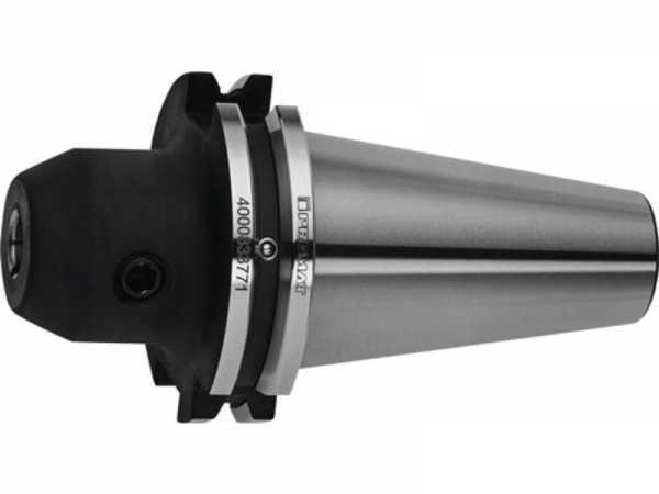 PROMAT Flächenspannfutter DIN 69871AD Weldon Spann-D. 6 mm SK40 Auskraglänge 50