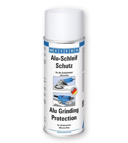 WEICON 11451400 Alu-Schleif Schutz, 400 ml