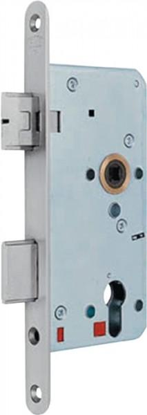 BKS B 2124 0006 Butlereinsteckschloss 2124 PZW 24/55/72/8 mm DINrechts Edelstah