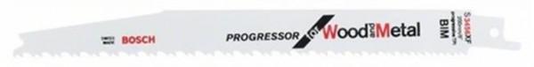 BOSCH S 3456 XF Säbelsägeblatt 100 Stück / Karte Länge 200 mm Breite 19 mm Zahnt