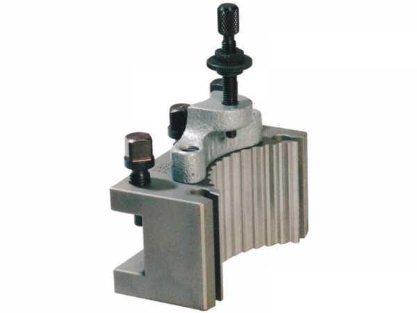 PROMAT Wechselhalter für Stahlhalterkopf B passend für Drehstähle Spannhöhe 25