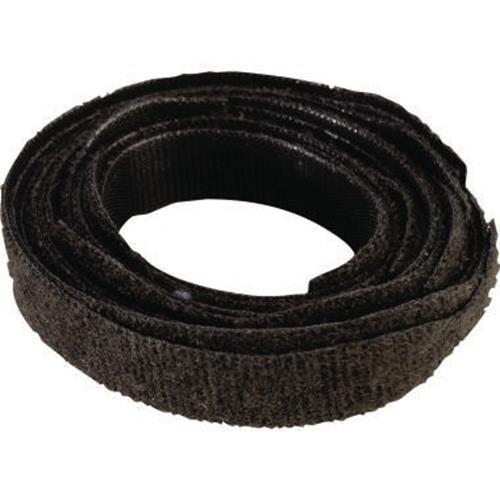 Klettband. Lasche 10 St./Pack. sw